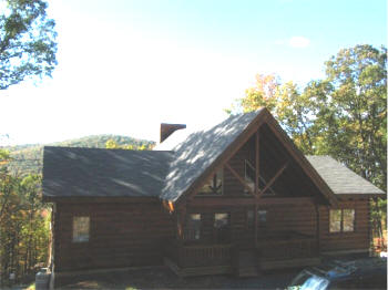 Cabin Rentals Near Luray, VA From Rustic Cabins Vacation Cabin Rentals