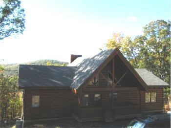 Holiday mountain cabin virginia cabin rentals near luray for Cabin rentals near luray va