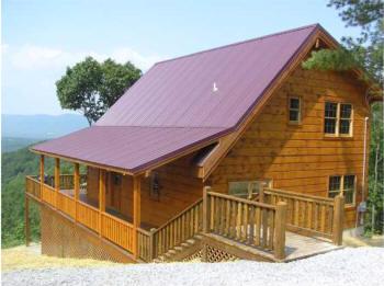 Crimson Star Log Cabin
